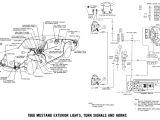 68 Cougar Turn Signal Wiring Diagram 1968 Mustang Wiring Diagrams and Vacuum Schematics Average