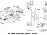 68 Mustang Ignition Wiring Diagram 1968 Mustang Wiring Diagrams and Vacuum Schematics Average