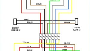 7 Blade Rv Plug Wiring Diagram Wabash 7 Way Trailer Wiring Color Diagram Wiring Diagram Sheet