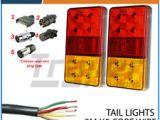 7 Core Trailer Wiring Diagram 5 Core Trailer Wire for Sale Ebay