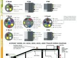 7 Pin Plug Wiring Diagram for Trailer 7 Round Trailer Wiring Way Connector Diagram 4 Lovely Pin Plug