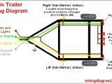 7 Pin Plug Wiring Diagram for Trailer Round Four Wire Plug Diagram Wiring Diagram Post