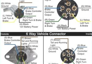 7 Pin Round Trailer Plug Wiring Diagram 6 Pin Round Wiring Diagram My Wiring Diagram
