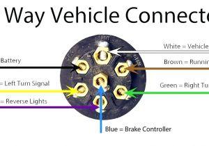 7 Pin Round Trailer Plug Wiring Diagram 6 Point Trailer Plug Wiring Diagram Wiring Diagram Show
