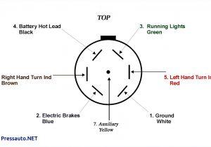 7 Pin Round Trailer Plug Wiring Diagram Free Trailer Wiring Diagrams Wiring Diagrams