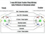 7 Pin Round Trailer Wiring Diagram 6 Pin Round Trailer Plug Wiring Diagram Bcberhampur org