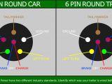 7 Pin Round Trailer Wiring Diagram 7 Pin to 6 Wiring Diagram Wiring Diagram Name