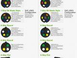 7 Pin Round Trailer Wiring Diagram 7 Pin Trailer Plug Wiring Diagram Eyelash Me