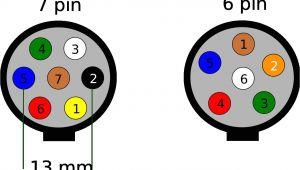 7 Pin Round Wiring Diagram Trailer Wiring Diagram 7 Pin Round Wiring Diagram
