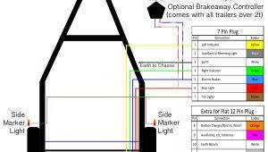 7 Pin to 5 Pin Trailer Wiring Diagram Trailer Wiring Diagram for Log Wiring Diagram Review