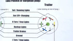 7 Pin Trailer Plug Wiring Diagram 7 Way Trailer Plug Wiring Diagram Contrail Trailer Wiring Diagram