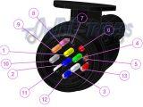 7 Pin Trailer Plug Wiring Diagram Uk Audi towbar Wiring Diagram Wiring Diagram Review