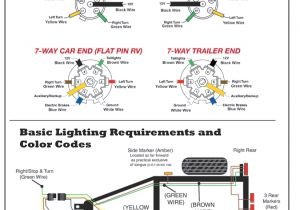 7 Pin Trailer Wiring Harness Diagram 7 Pin to 6 Wiring Diagram Wiring Diagram Name
