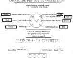 7 Pin Truck Plug Wiring Diagram Trailer Wiring Diagram Truck Side Diesel Bombers