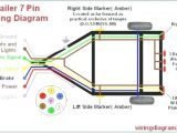 7 Pin Wire Diagram 4 Pole Round Trailer Wiring Diagram Flat 5 Pin Plug Awesome 7