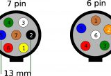 7 Round Plug Wiring Diagram Trailer Wiring Diagram 7 Pin Round