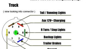 7 Rv Plug Wiring Diagram How to Connect 7 Way Trailer Rv Plug Diagram Video