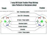 7 Trailer Wiring Diagram ford 7 Way Trailer Plug Diagram Likewise 2004 F150 Trailer Wiring