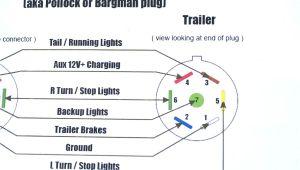 7 Way Flat Trailer Plug Wiring Diagram Round Four Wire Plug Diagram Wiring Diagram Post