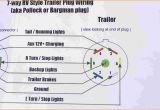 7 Way Plug Wiring Diagram Trailer Curt Trailer Wiring Diagram 58141 Wiring Diagram Review