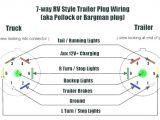 7 Way Plug Wiring Diagram Trailer Wiring Diagram for Log Wiring Diagram Review