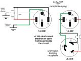 7 Way Round Wiring Diagram Wiring Diagram for 220 Volt Generator Plug Outlet Wiring