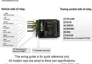 7 Way Universal bypass Relay Wiring Diagram Witter towbar Wiring Diagram 1 Wiring Diagram source