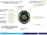 7 Wire Rv Trailer Plug Diagram 7 Wire Trailer Plug Wiring Diagram Untpikapps