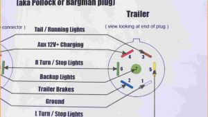 7 Wire Rv Trailer Wiring Diagram 7 Wire Trailer Plug Wiring Diagram Untpikapps