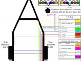 7 Wire Trailer Plug Wire Diagram 6 Flat Trailer Wiring Diagram Blog Wiring Diagram