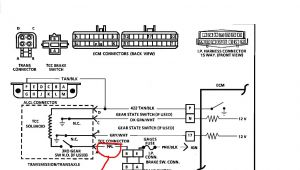 700r4 Transmission Speed Sensor Wiring Diagram 16168625 to 700r4 Wiring for Lock Up Ih Parts America