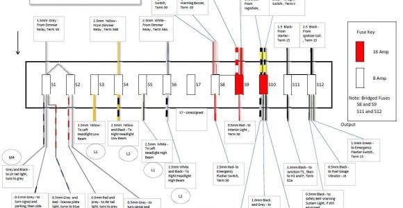 71 Super Beetle Wiring Diagram 71 Vw Beetle Fuse Block Wiring Diagram Wiring Diagram Show