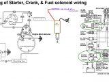 8.3 Cummins Fuel Shutoff solenoid Wiring Diagram Starter Crank Fuel Shutoff solenoid Wiring Seaboard Marine