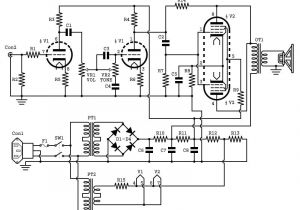 8 Bazooka Tube Wiring Diagram 2w Tube Guitar Amp Schematic