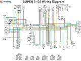 8 Pin Cdi Wiring Diagram Kymco Cdi Wiring Diagram Data Schematic Diagram