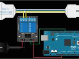 8 Relay Module Wiring Diagram Arduino Relay Tutorial Control High Voltage Devices with