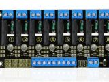 8 Relay Module Wiring Diagram Ks0266 Keyestudio Eight Channel solid State Relay Module