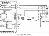 86 Chevy Wiper Motor Wiring Diagram Wiper Motor Wiring Diagram 85 ford Data Diagram Schematic
