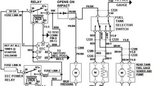89 ford F150 Fuel Pump Wiring Diagram 1989 ford F 150 Fuel System Diagram 2 Tanks Wiring Diagram Expert