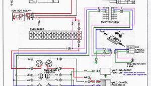 89 ford Ranger Radio Wiring Diagram ford Radio Wiring Schematic Wiring Diagram for You