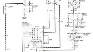 91 ford Ranger Radio Wiring Diagram 1991 ford Ranger Radio Wiring Diagram