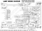 93 ford Ranger Starter Wiring Diagram Reverse Light Wiring Diagram for F150 Wiring Library