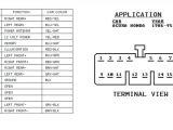 93 Honda Civic Wiring Harness Diagram 1993 Honda Accord Wiring Harness Diagram Wiring Diagram Data