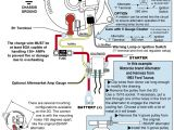 93 Mustang Alternator Wiring Diagram 3g Alternator the ford torino Page forum