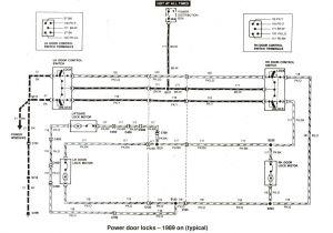 94 ford Ranger Wiring Diagram 1994 ford Ranger Door Lock Wiring Wiring Diagrams Bib