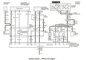 94 ford Ranger Wiring Diagram Ignition Wiring Diagram for 1998 ford Ranger Wiring Diagram