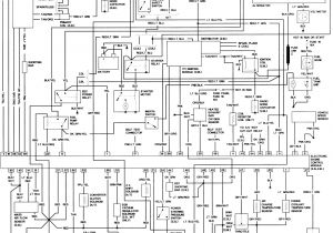 94 ford Ranger Wiring Diagram Wiring Diagrams and Free Manual Ebooks 1996 ford Ranger 40 Wiring