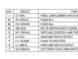 96 Dodge Ram Headlight Switch Wiring Diagram Wiring Diagram Headlight Switch Wiring Schematic Diagram