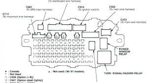 97 Honda Accord Stereo Wiring Diagram Radio Wiring Diagram 97 Honda Civic Wiring Diagram