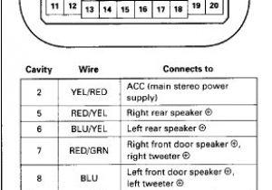 99 Honda Civic Stereo Wiring Diagram Honda Accord Wire Diagram Wiring Diagram Name